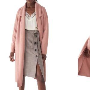 Jackets & Blazers - SOSKEN - Bella Brushed Knit Duster Coat